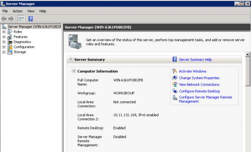 Humair's Blogs » Blog Archive » Windows Server 2008 R2