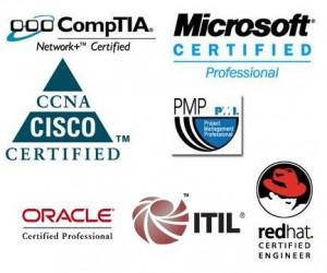 IT Certification List