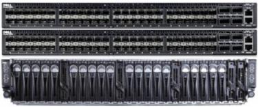 Dell-VMware EVO:RAIL Appliance with Dell S4810 Switches